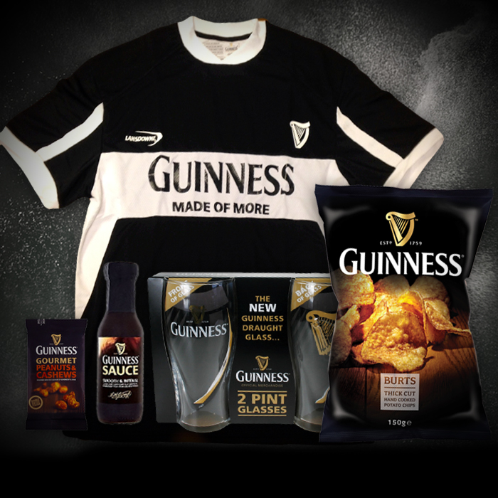 Guinness Giveaway