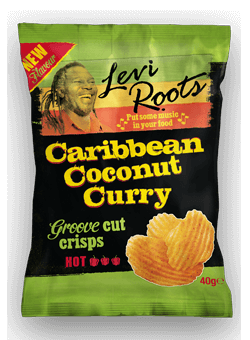 Levi Roots Caribbean Coconut Curry
