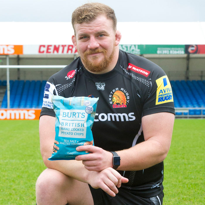 Moray Low of Exeter Chiefs