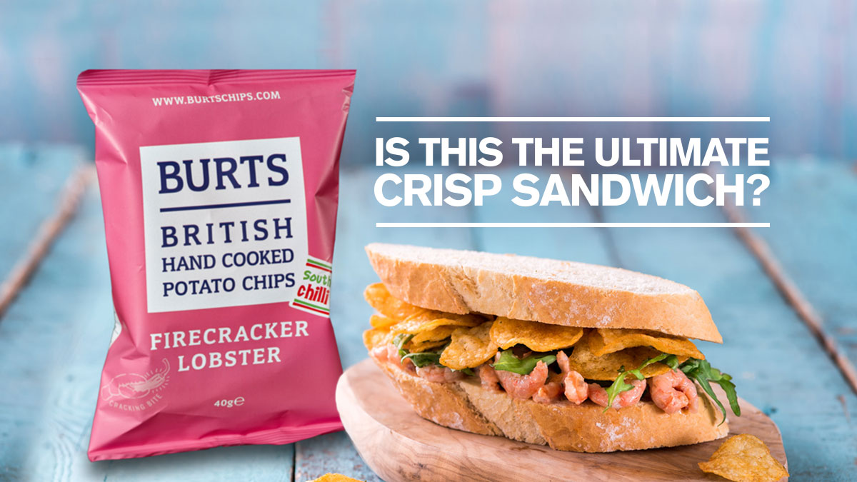 Ultimate Crisp Sandwich