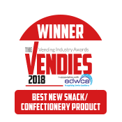 Vendies Best New Snack/Confectionery Product 2018