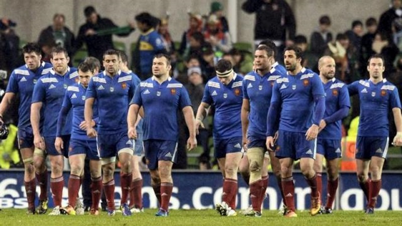 France in Six Nation Rugby
