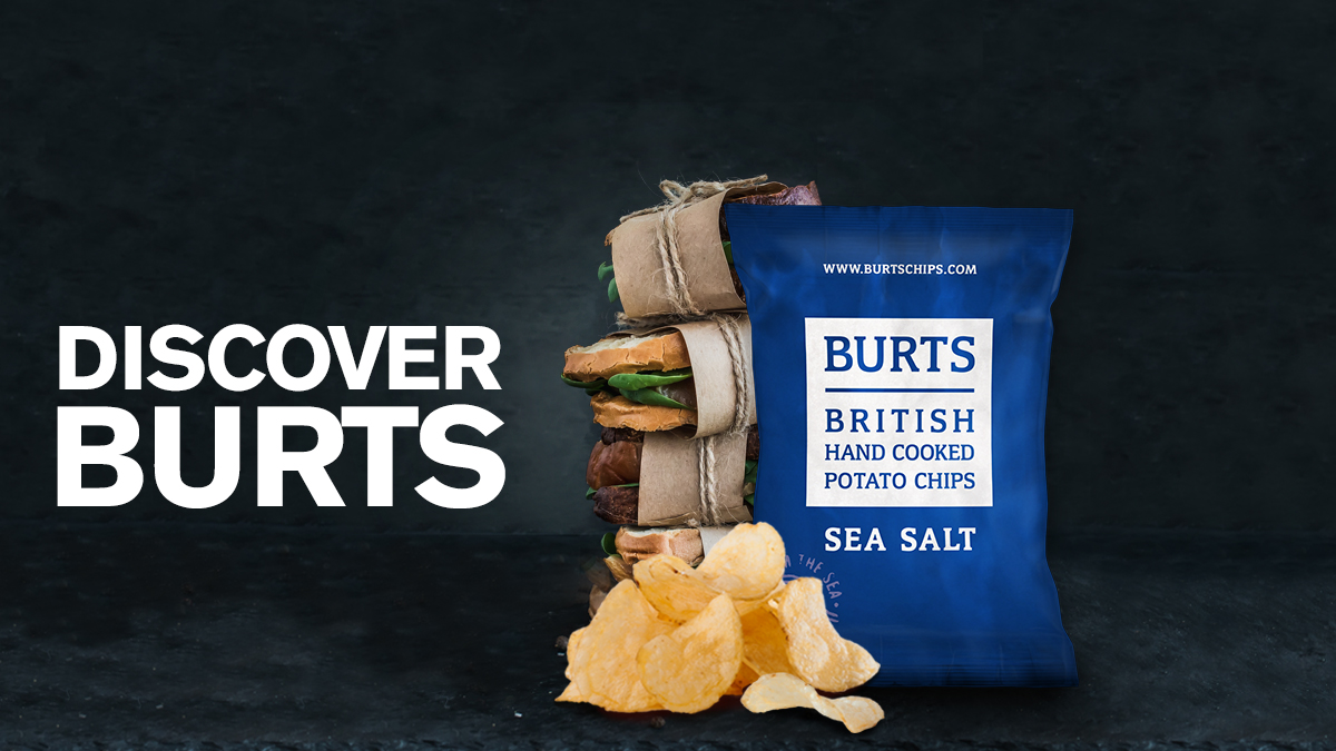 Discover Burts Chips