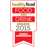 Healthy Food Highly Commended 2015