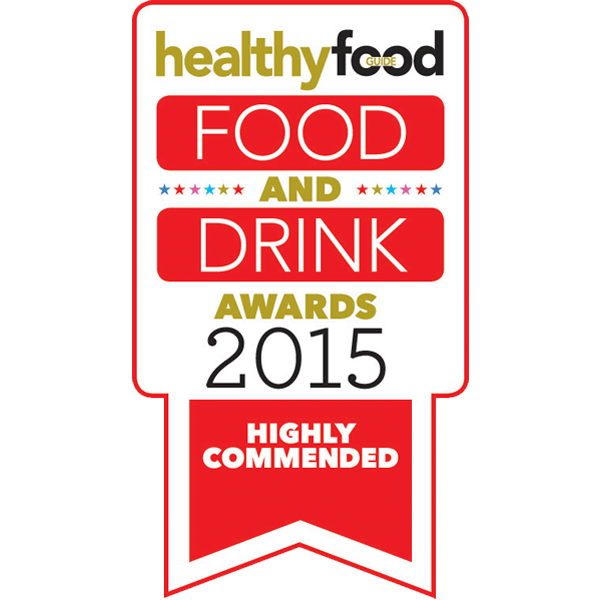 Healthy Food Guide's Food & Drink Awards 2015