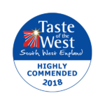 Taste of the West Highly Commended 2018