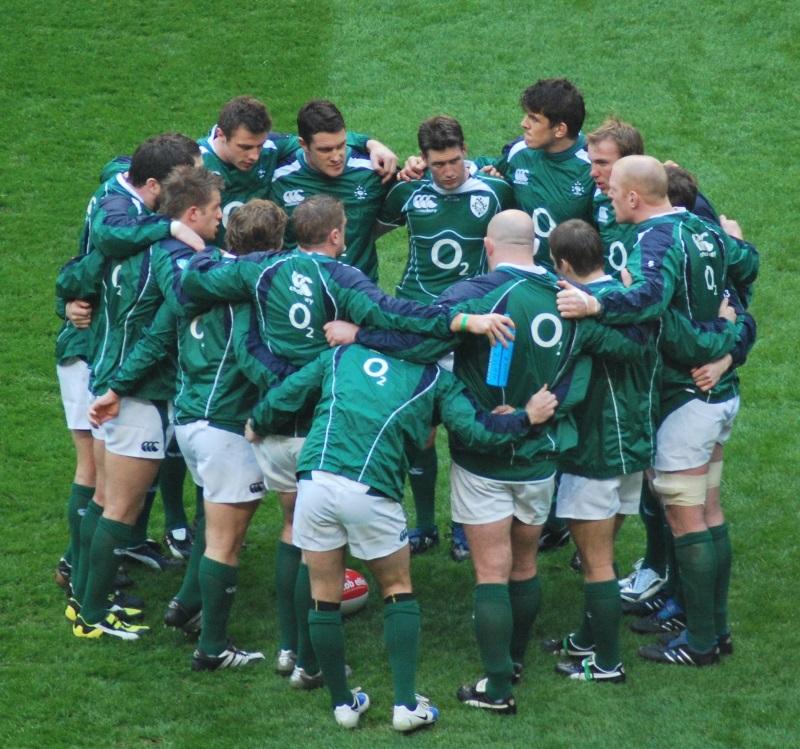 Ireland in Six Nation Rugby