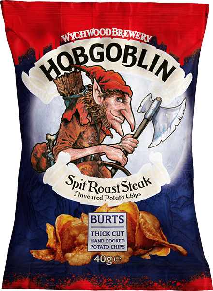 Hobgoblin Spit Roast Steak