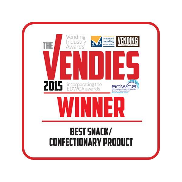 The Vending Industry Awards - Best Snack / Confectionery Product